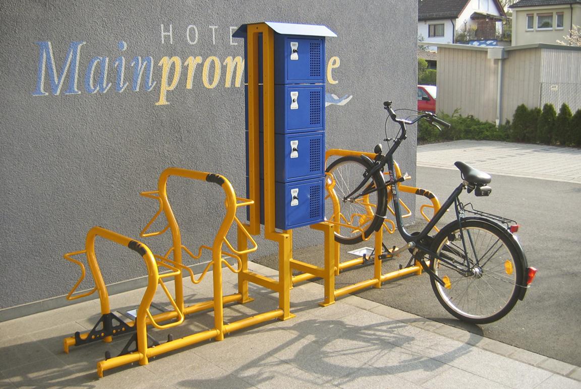Orion Beta XXl sistemi di parcheggio per biciclette
