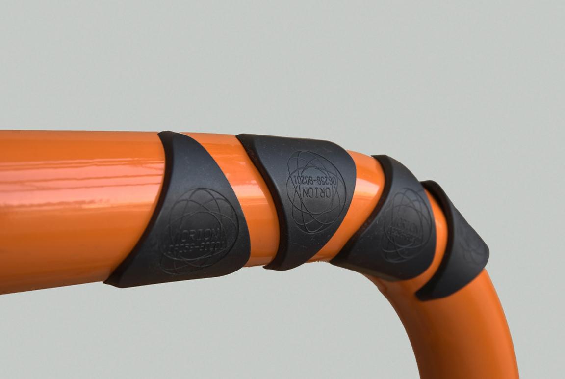 Orion Beta XXl sistema di parcheggio per bici