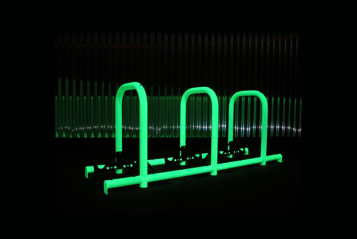 Beta light parcheggio per bici notturno