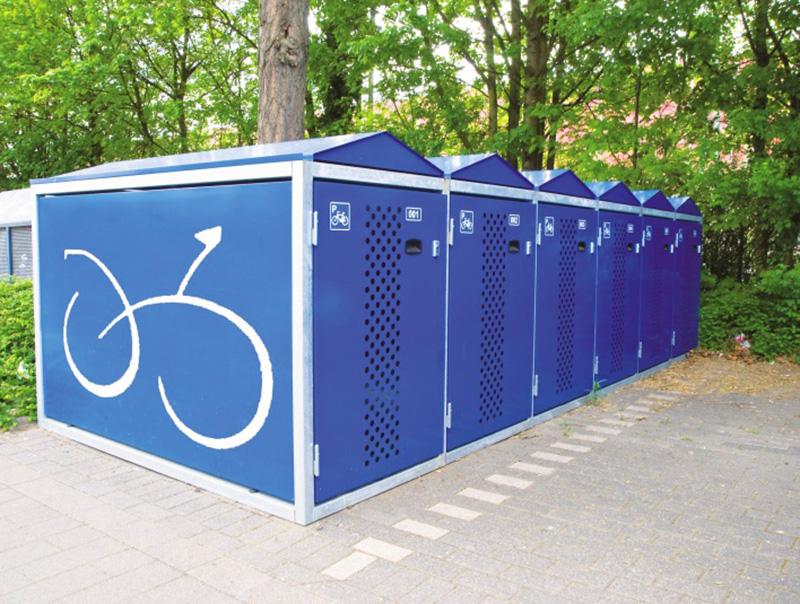 Aretus Box biciclette Orion