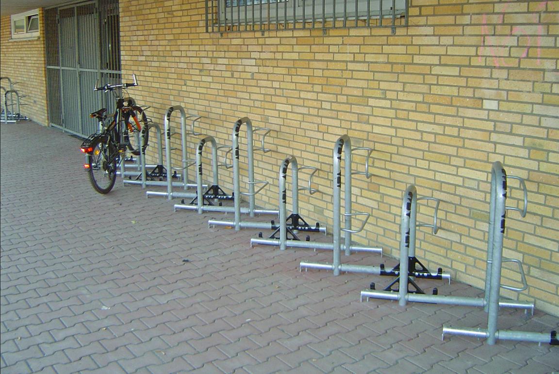 Orion parcheggi modulari per bicilette