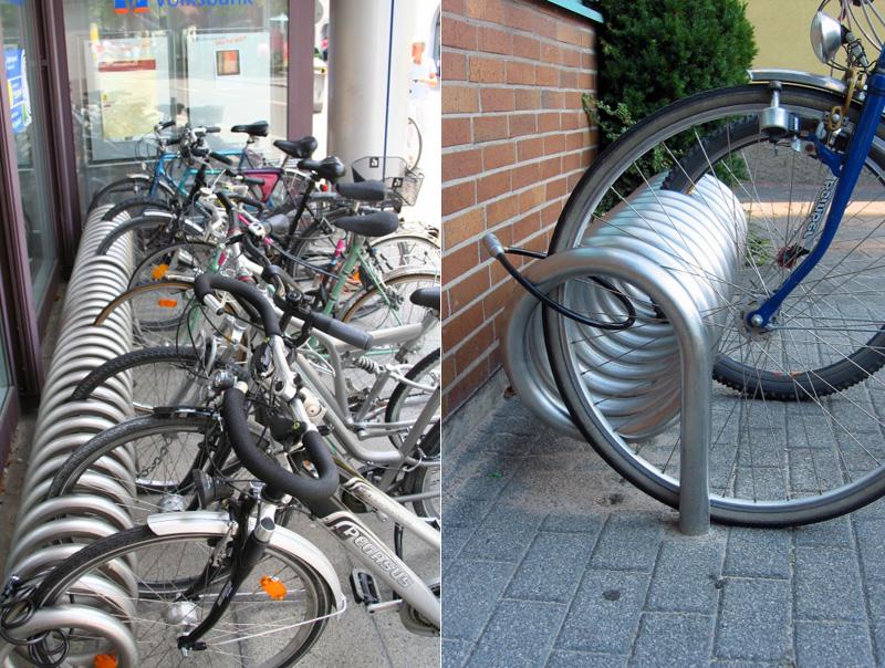 Orion sistemi per parcheggiare la bici