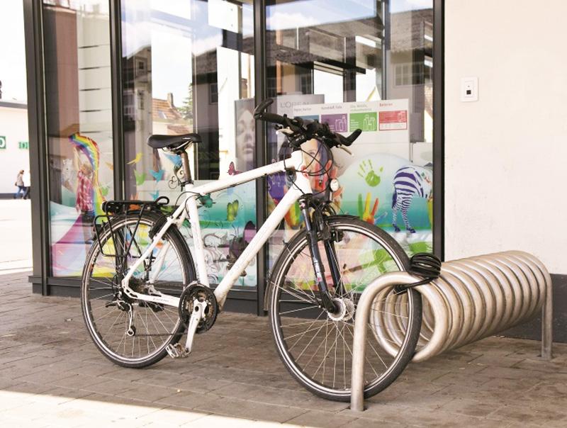 Sistemi per parcheggiare la bici