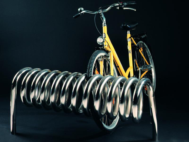 Parcheggi per biciclette Omega Inox