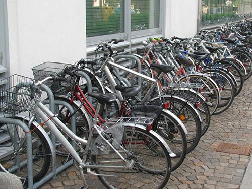 Orion porta biciclette modello Beta